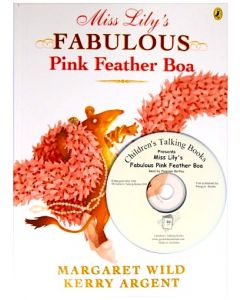 Miss Lily's Fabulous Pink Boa CD & Book
