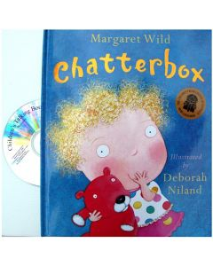 'Chatterbox' CD & Book