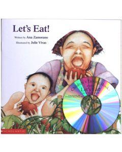 'Let's Eat' CD & Book