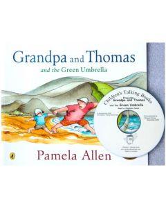 'Grandpa and Thomas and the Green Umbrella' CD & Book