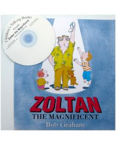 Zoltan the Magnificent CD & Book