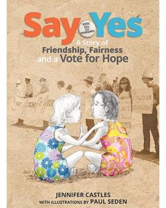 Book 'Say Yes'