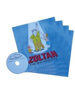 'Zoltan the Magnificent' Listening Post Set 4 Books & 1CD