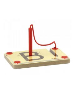 Magnetic Alphabet Upper Case Tracing Boards Set 26pcs