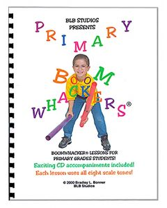 Boomwhacker Primary School Beat Bag Book & CD