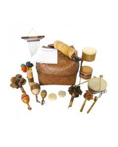 Little Hands Music Basket 15pcs