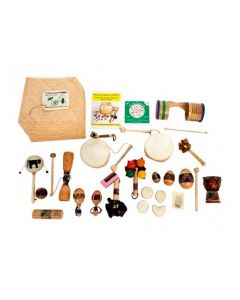 Music House Treasure Basket 18pcs
