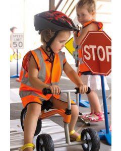 Child Safety Vest Orange