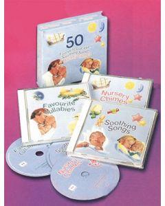 Favourite Lullabies Triple CD Pack
