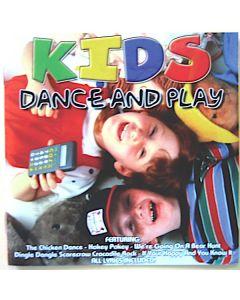 CD Kids Dance & Play