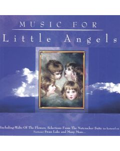 Music For Little Angels CD