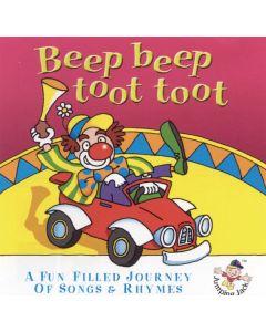 CD Beep Beep,Toot Toot