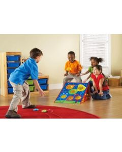 Smart Toss 4 Game Set Colours, Shapes and Numbers