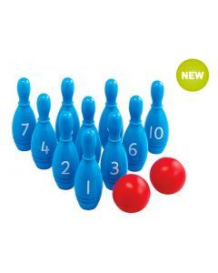 Numbered Skittles Set 12pcs