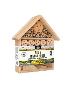 Native Bee and Insect House