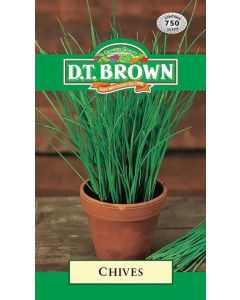 Chives 750 Seeds