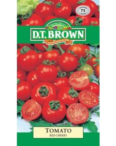 Red Cherry Tomato 75 Seeds