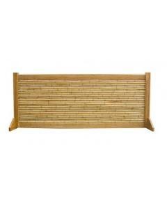 Bamboo Room Divider 182cmW x 73cmH