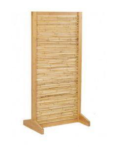 High Bamboo Room Divider 120cmH x 60cmW