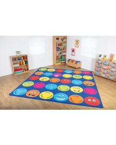 Emotions Interactive Carpet 3m x 3m