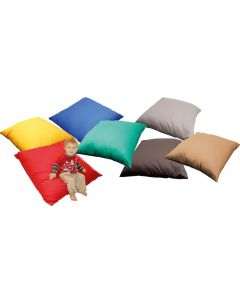 Giant Cotton Cushions With Inserts Set of 7