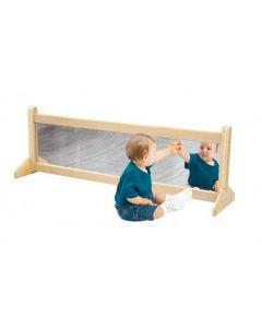 Single-Sided Baby Floor Mirror