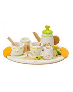 Wooden Teaset For Two