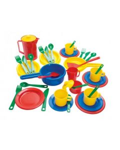 Kitchen Playtime Set 42pcs