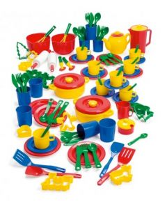 Complete Kitchen Set 100pcs