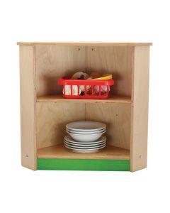 Masterclass Birch Plywood Corner Unit