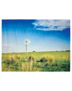 Farmland Material Backdrop 2mW x 1.5mH
