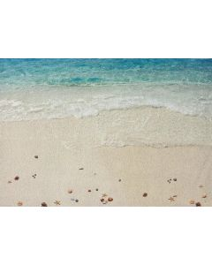 At the Beach Floor Mat 3mW x 2mH