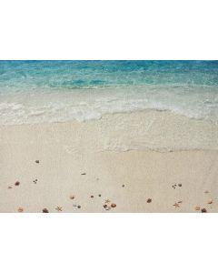 A Day at the Beach Floor Mat 3mW x 2mH