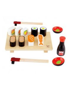 Wooden Sushi Collection 19pcs