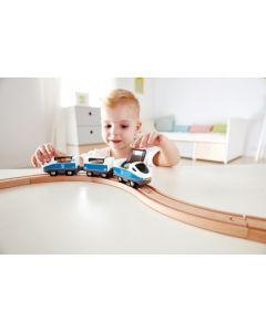 Intercity Train 7pcs