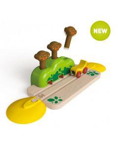 Monkey Pop Track