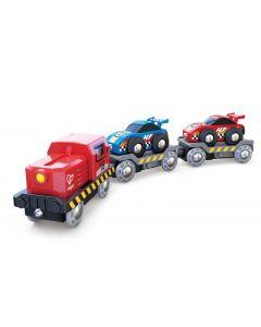 Race Car Rail Transporter