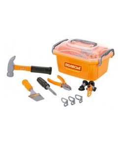 Tool Set and Accessories in Tub 166pcs