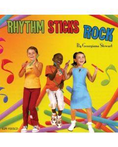 Rhythm Sticks Rock CD
