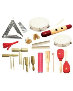 Classroom Percussion Set 20pcs