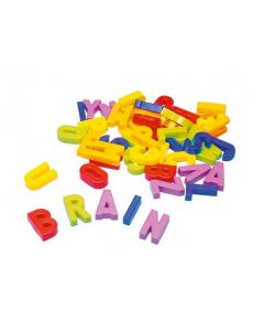 Magnetic Upper Case Letters 48pcs