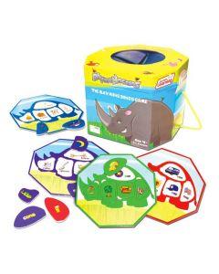 Ryhmenoceros Bingo Game
