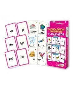 Phonological Awareness Flash Cards 162pcs
