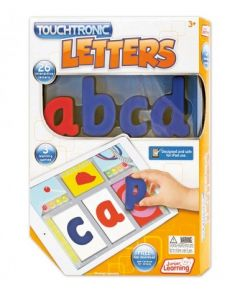 Touchtronic Letters for iPad