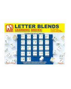 Coko Letter Blends Learning Bricks 22pcs