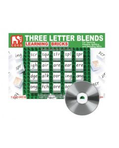 Coko Three Letter Blends Bricks 20pcs