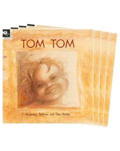 Tom Tom Listening Post Set 4 Books & 1CD