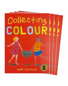 Collecting Colour Listening Post Set 4 Books & 1CD