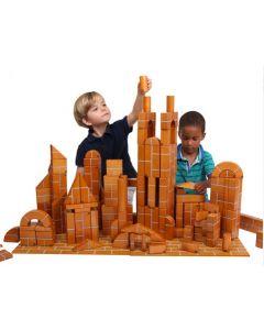 Large Unit Bricks Architect Set 100pcs