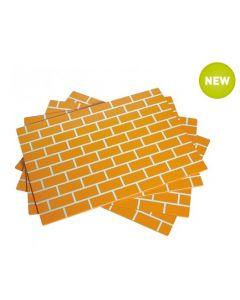Unit Bricks Floor Boards 4pcs
